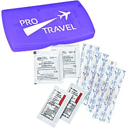View a larger, more detailed picture of the Primary Care First Aid Kit - Translucent - 24 hr