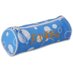 View a larger, more detailed picture of the Barrel Vanity Case - Bubbles