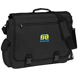 View a larger, more detailed picture of the 4imprint Business Attache Embroidered - 24 hr