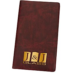 View a larger, more detailed picture of the Soft Cover Tally Book - Executive - Marble