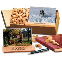 View a larger, more detailed picture of the Photo Frame w Cashews
