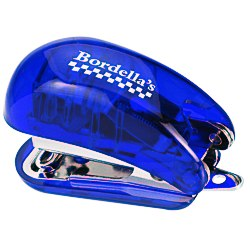 View a larger, more detailed picture of the Bug Mini Stapler- Translucent