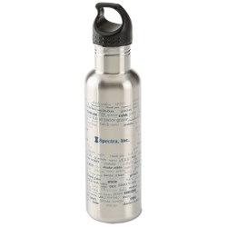 View a larger, more detailed picture of the h2go Bolt Stainless Bottle - 24 oz - Thanks