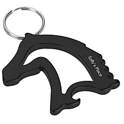 View a larger, more detailed picture of the Horse Head Shaped Bottle Can Opener
