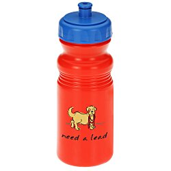 View a larger, more detailed picture of the Full Color Sport Bottle - 20 oz