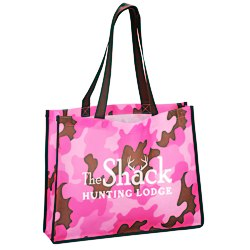 View a larger, more detailed picture of the Camo Tote Bag