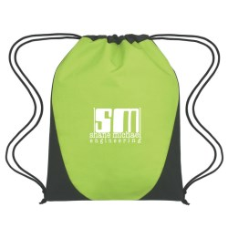 View a larger, more detailed picture of the Drawstring Sports Pack - Closeout