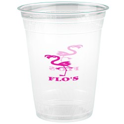 View a larger, more detailed picture of the Compostable Clear Cup - 12 oz
