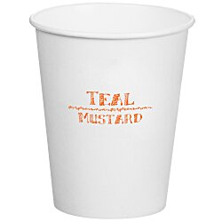 View a larger, more detailed picture of the Compostable Solid Cup - 12 oz