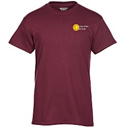 View a larger, more detailed picture of the Gildan 5 6 oz DryBlend 50 50 T-Shirt - Emb - Colors