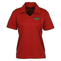 View a larger, more detailed picture of the Cool-N-Dry Sport Polo - Ladies 