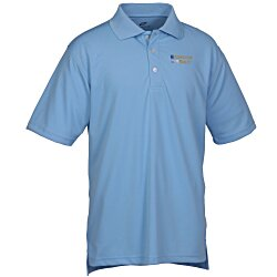 View a larger, more detailed picture of the Cool-N-Dry Stain-Release Performance Polo - Men s