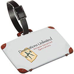 View a larger, more detailed picture of the Suitcase Luggage Tag