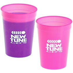 View a larger, more detailed picture of the Mood Stadium Cup - 12 oz