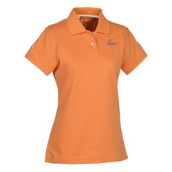 View a larger, more detailed picture of the Adidas Golf ClimaLite Pique Polo - Ladies