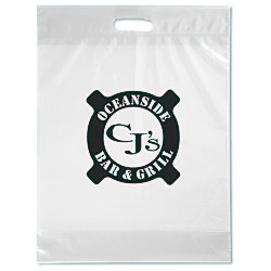 View a larger, more detailed picture of the Grab Bag - 12 x 9 - Translucent