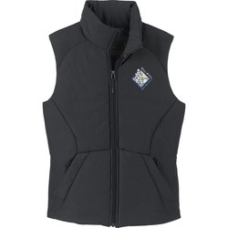 View a larger, more detailed picture of the North End Ripstop Insulated Vest - Ladies