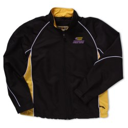 View a larger, more detailed picture of the North End Woven Athletic Jacket - Ladies 