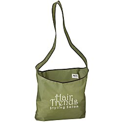 View a larger, more detailed picture of the RPET Fold-Away Sling Tote