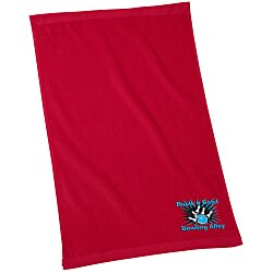 View a larger, more detailed picture of the Economy Golf Towel