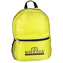 View a larger, more detailed picture of the Budget Backpack