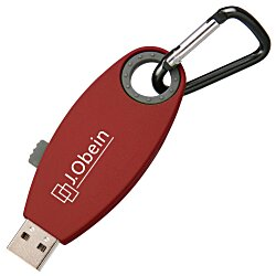 View a larger, more detailed picture of the Palmero USB Drive - 8GB