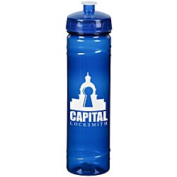 View a larger, more detailed picture of the PolySure Cyclone Sport Bottle - 24 oz - Translucent