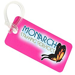 View a larger, more detailed picture of the Destination Luggage Tag - Colors