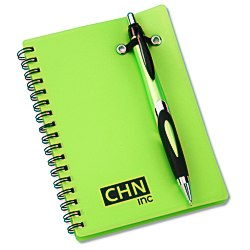 View a larger, more detailed picture of the Helix Notebook Set - 6 x 4-3 8