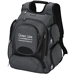 View a larger, more detailed picture of the elleven Checkpoint-Friendly Laptop Backpack - Screen