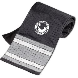 View a larger, more detailed picture of the Our Team Jersey Scarf
