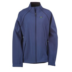 View a larger, more detailed picture of the North End Lightweight Soft Shell Jacket - Ladies