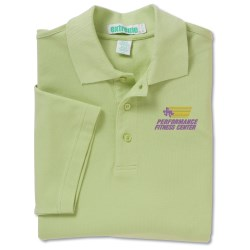 View a larger, more detailed picture of the Extreme Organic Cotton Pique Polo - Men s
