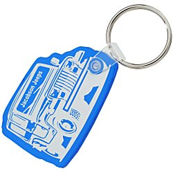 View a larger, more detailed picture of the Jeep Soft Key Tag
