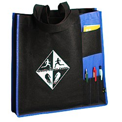 View a larger, more detailed picture of the Pocket Convention Tote
