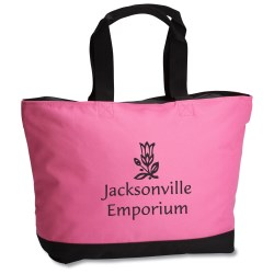 View a larger, more detailed picture of the Conventioneer Tote - Closeout