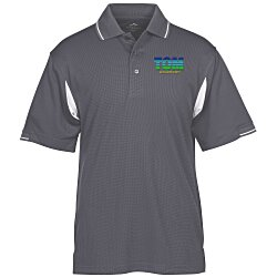 View a larger, more detailed picture of the Action UltraCool Waffle Knit Polo - Men s