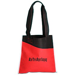 View a larger, more detailed picture of the Angled Pocket Tote