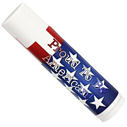 View a larger, more detailed picture of the Holiday Value Lip Balm - Stars & Stripes