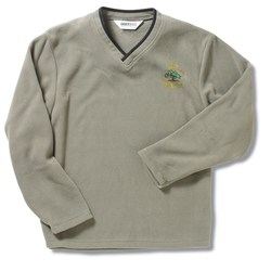 View a larger, more detailed picture of the Metro Fleece Pullover - Closeout