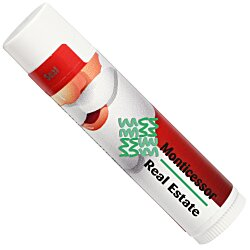 View a larger, more detailed picture of the Holiday Value Lip Balm Santa