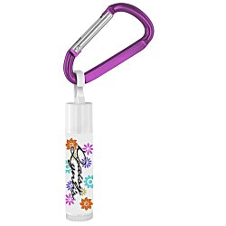 View a larger, more detailed picture of the Value Lip Balm w Carabiner