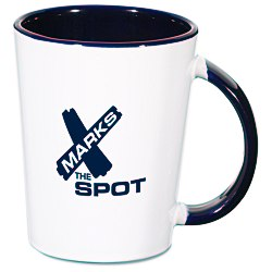 View a larger, more detailed picture of the Inner Hold Ceramic Mug - 14 oz