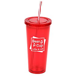 View a larger, more detailed picture of the Spirit Tumbler - 20 oz - Holiday