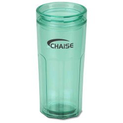 View a larger, more detailed picture of the Retro Travel Tumbler - 16 oz