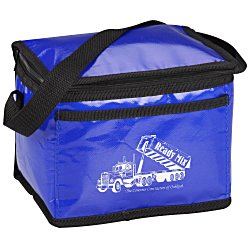 View a larger, more detailed picture of the Laminated Non Woven 6-Pack Cooler