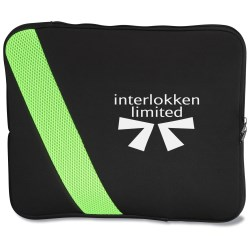 View a larger, more detailed picture of the Sport Neoprene Laptop Sleeve - Closeout