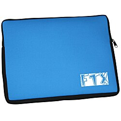 View a larger, more detailed picture of the Contrast Laptop Sleeve - 10-7 8 x 14-1 4 
