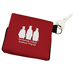 View a larger, more detailed picture of the USB Pouch - Triple w Key Ring