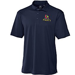 View a larger, more detailed picture of the Cutter & Buck Drytec Genre Polo - Men s